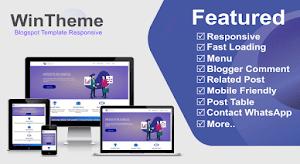 WinTheme Blogspot Template