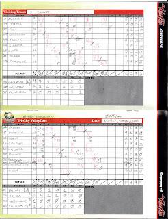 Yankees vs. ValleyCats, 08-24-13. ValleyCats win, 4-2.