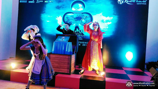 Alice In Wonderland, Resorts World Genting,