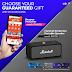 CompareHero (MY): Citibank Choose Your Gift: RM600 Shopee e-voucher or Marshall Emberton Portable Speaker RM799
