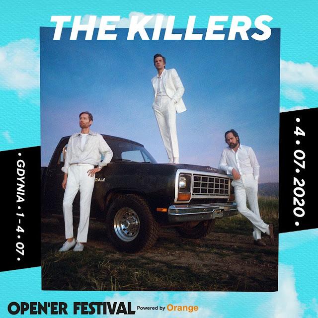 PM komentują: The Killers kolejną gwiazdą Open'er Festival 2020!