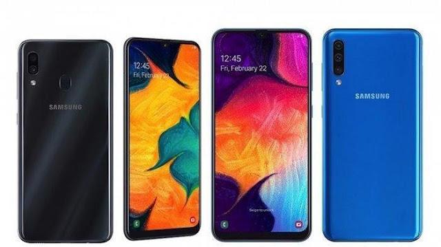 Harga Samsung Galaxy A30