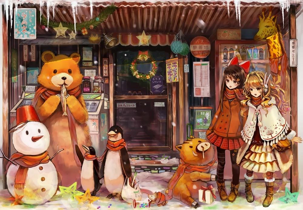 Sweet♥Love ~ ByKyaru: ~Wallpapers para Navidad!~