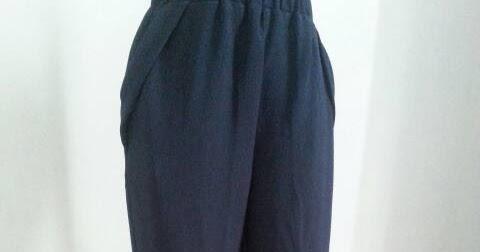 Celana Wedges Murah Dan Berkualitas Untuk Hari Raya