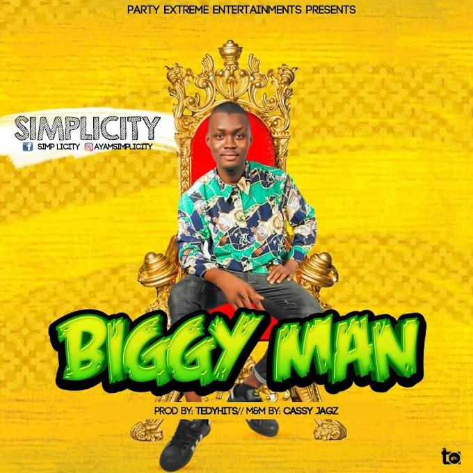 [MUSIC] Download Simplicity_BIGGY MAN.mp3