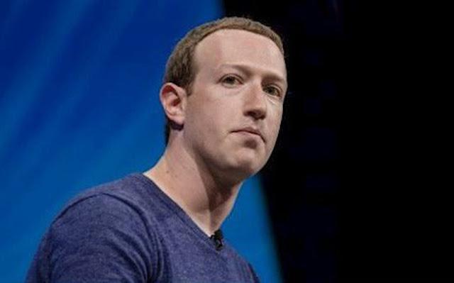 CEO Facebook Mark Zuckerberg. Ảnh: Getty Images
