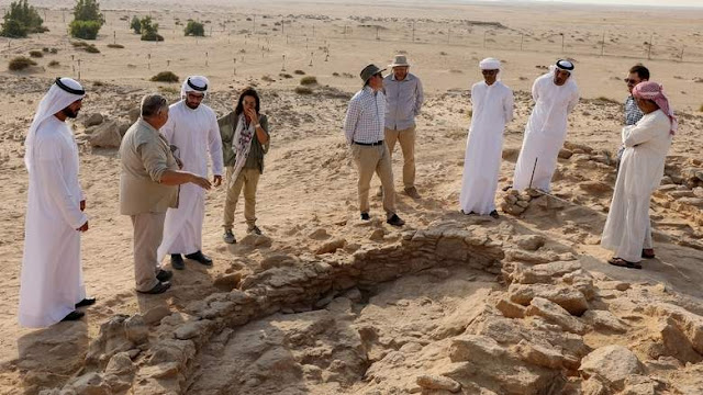Archaeological finds shed light on life in Abu Dhabi, 7,000 years ago