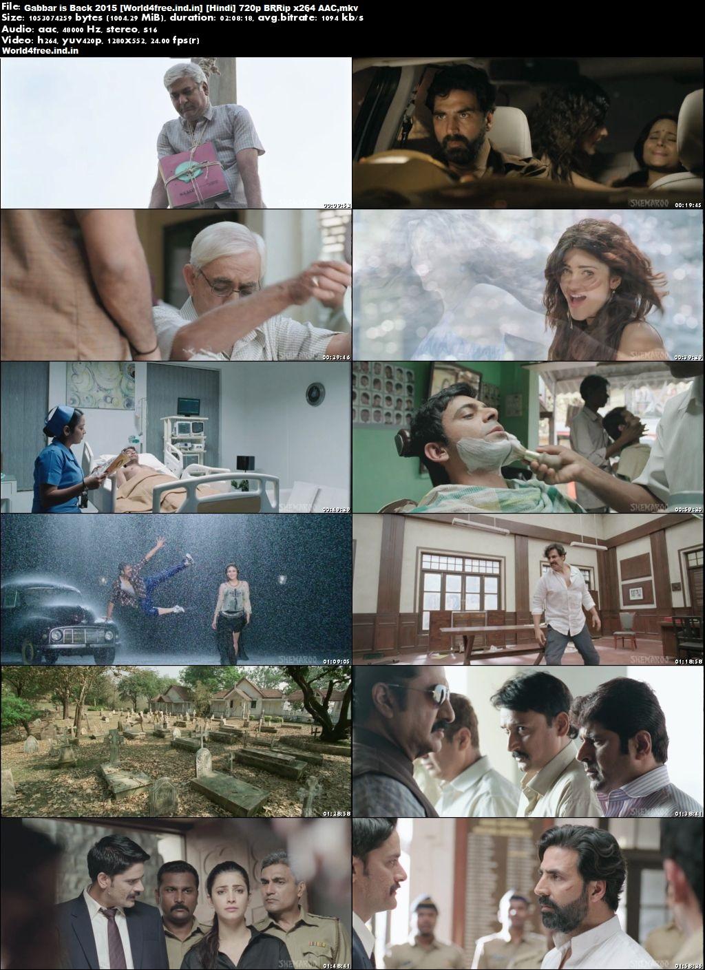Gabbar is Back 2015 world4free.ind.in Full BRRip 720p Hindi Movie Download