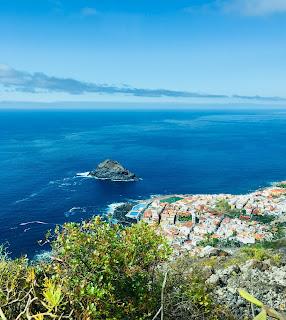 Cajamar Bluetrail Tenerife Teneriffa
