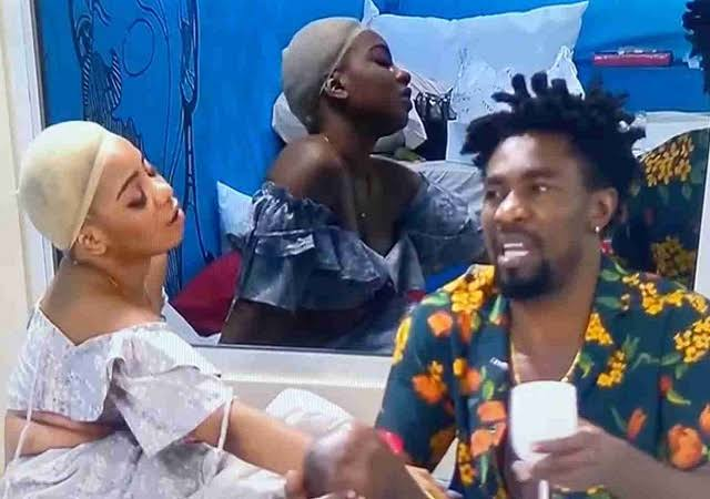 BBNaija: Who Is Quren, Boma said in Interview
