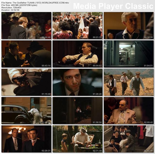 The Godfather 1972 Full English Movie BrRip Dual Audio Hindi English