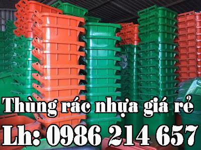 thung rac nhua