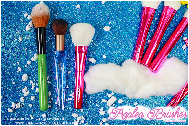 azalea brush comparazioni neve