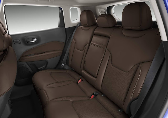 Jeep Compass 2021 - interior