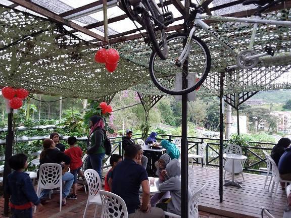 Tempat menarik di Cameron Highland KHM Strawberries Jam