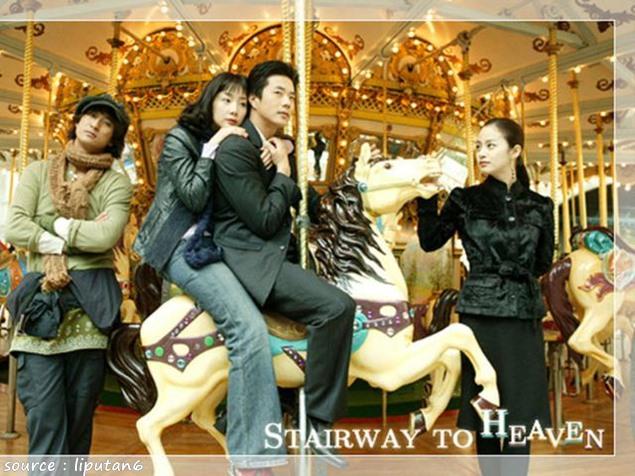 Drama Korea Favorit stairway to heaven