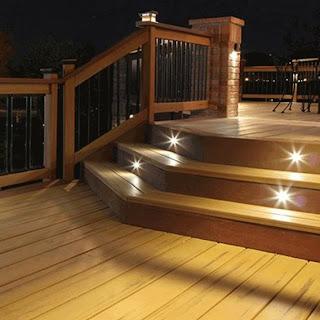 Step Solar Light