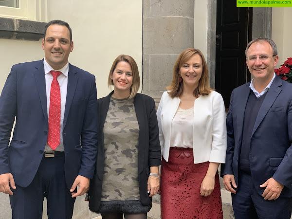 CC La Palma impulsa varias enmiendas a los presupuestos del Gobierno de Canarias para mejorar las inversiones en la isla