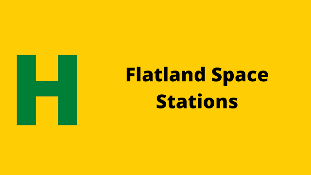 HackerRank Flatland Space Stations problem solution