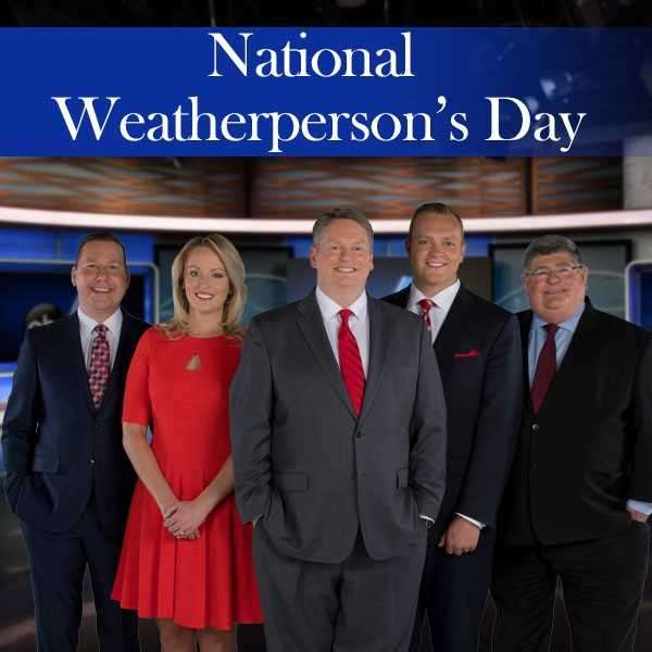 National Weatherperson's Day Wishes Unique Image