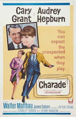 Charade - Film Poster