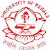 University of Kerala Department Phone Numbers - Enquiry