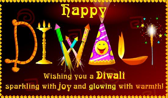 Happy diwali greetings messages 2017 in hindi english people also perform happy diwali puja at their home and offices with their friends family and business partners worship of the goddess of wealth reheart Gallery
