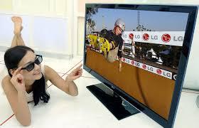 3D televízor
