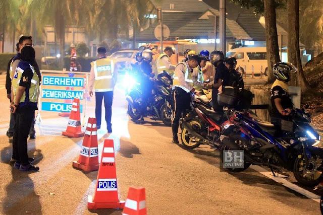 'Ysuku' Kini Dalam Pemerhatian Polis