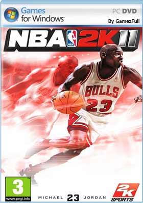 NBA 2K11 (2010) PC Full Español