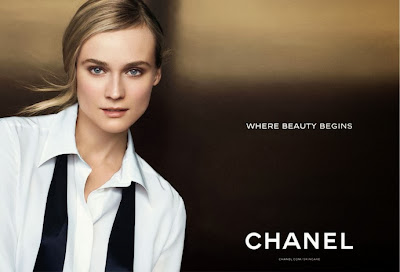 Chanel Presents Diane Kruger in Where Beauty Begins