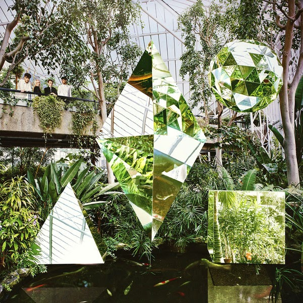 Clean Bandit - New Eyes (Deluxe Version)  Cover