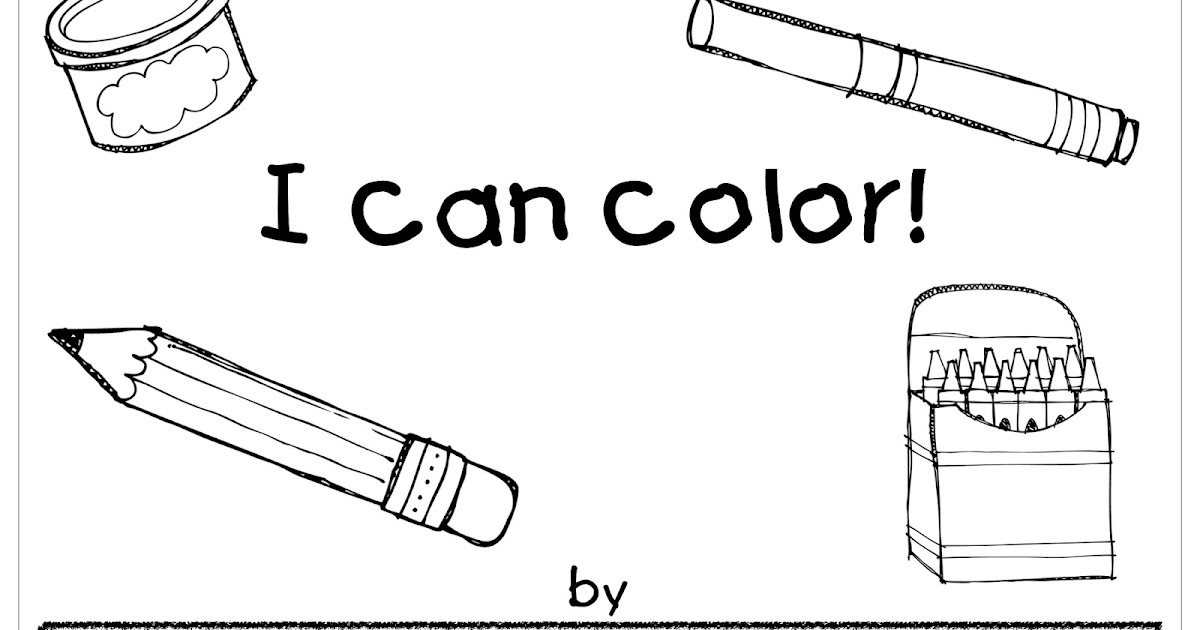 Kindergarten Night Owls: Coloring Assessment
