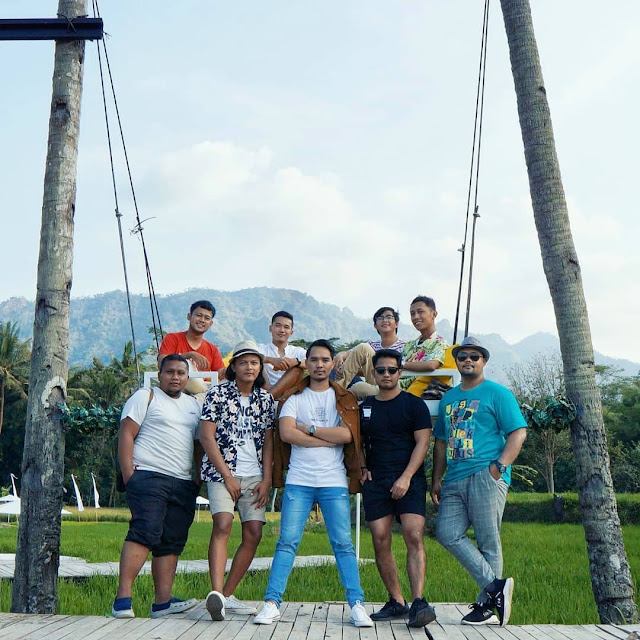 Wisata Svargabumi Borobudur Magelang Jateng