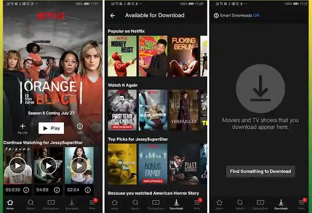 كيفية تنزيل أفلام Netflix ومشاهدتها في وضع عدم الاتصال