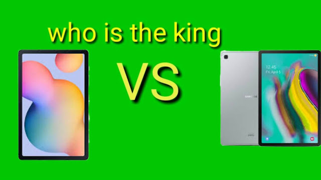 Tab S6 Lite and Samsung Tab S5e which one is the king?