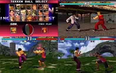 تحميل لعبة تيكن 3 - Tekken 3 على الكمبيوتر برابط مباشر 2020