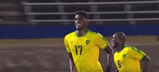 فيفا:منتخب جامايكا صعد 66 مركزاً فى التصنيف