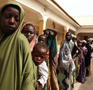 3000 People Who Fled Boko Haram Return Hometown