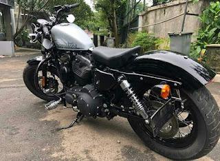 LAPAK HARLEY BEKAS Jual Harley Davidson Sportster 48