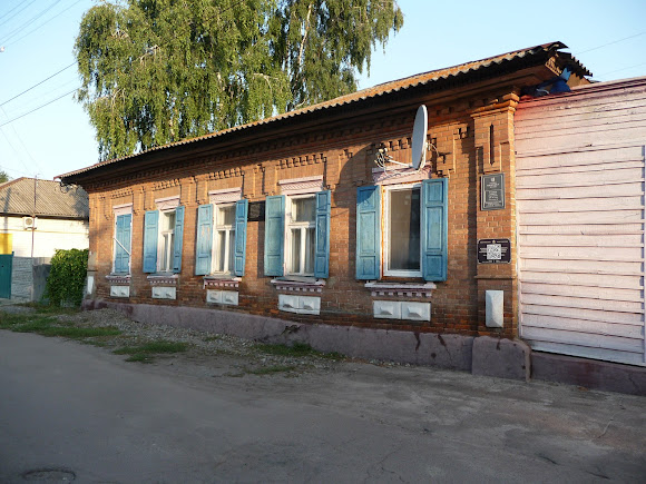 Нежин. Дом семьи Спасского, общественного и религиозного деятеля. 1880 г.