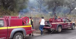Πρόσληψη 40 εργατών πυροπροστασίας