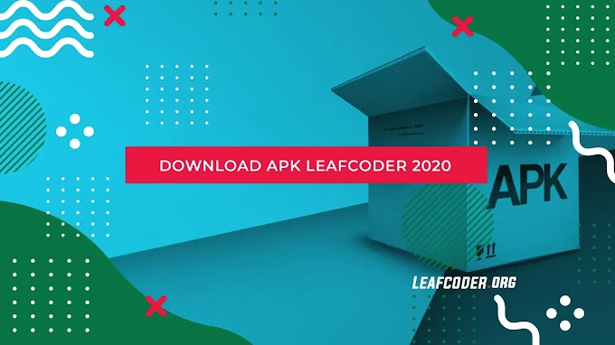 Download Aplikasi Leafcoder Android