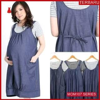 MOM107D16 Dress Hamil Menyusui 3 Monica Dresshamil Ibu Hamil