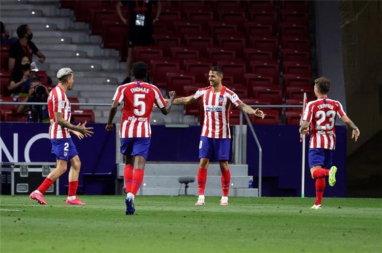 موعد مباراة اتليتكو مدريد وبلد الوليد الدوري الاسباني