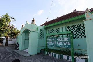 Masjid Laweyan Solo