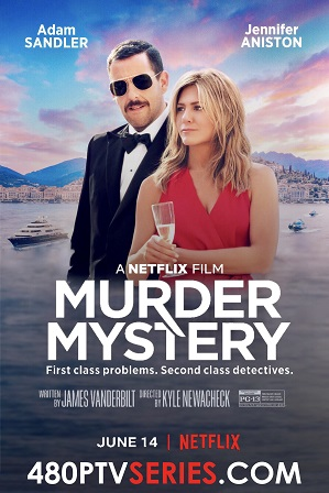 Watch Online Free Murder Mystery (2019) Full Hindi Dual Audio Movie Download 480p 720p Web-DL