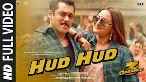 Hud Hud song lyrics(english) Dabangg 3 Salman Khan