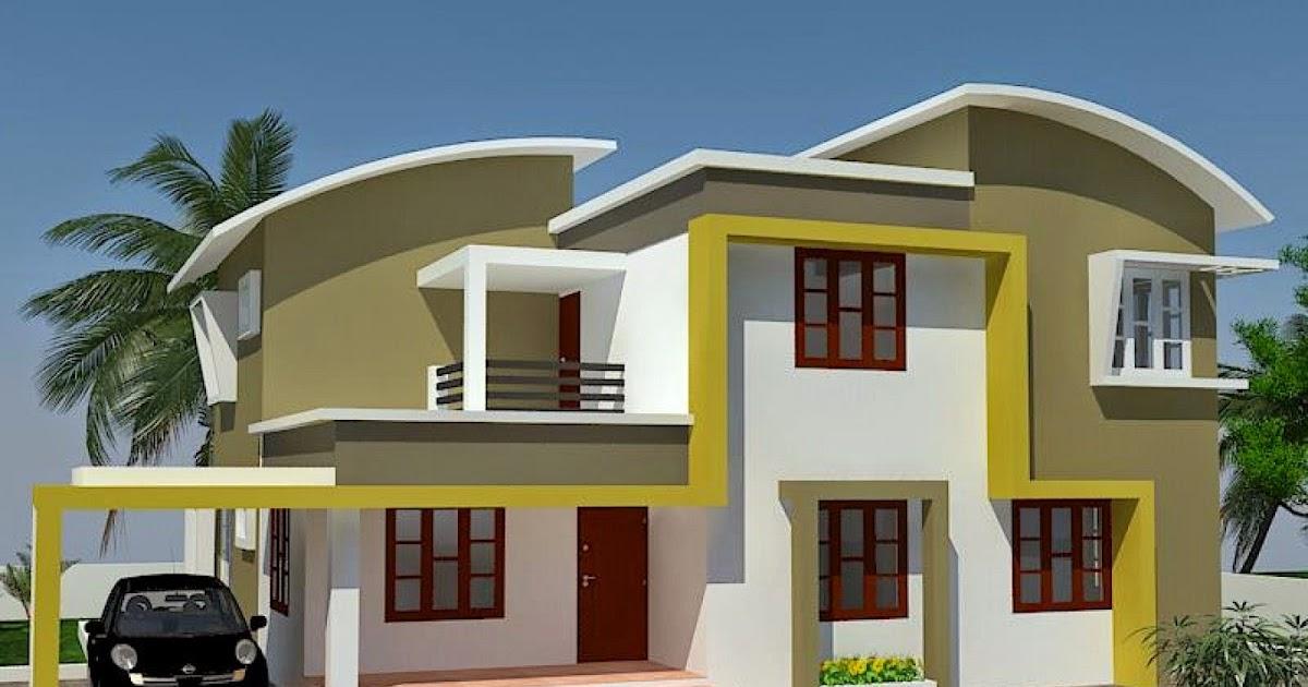 Kombinasi Cat Interior Rumah Minimalis Modern Rumah ...