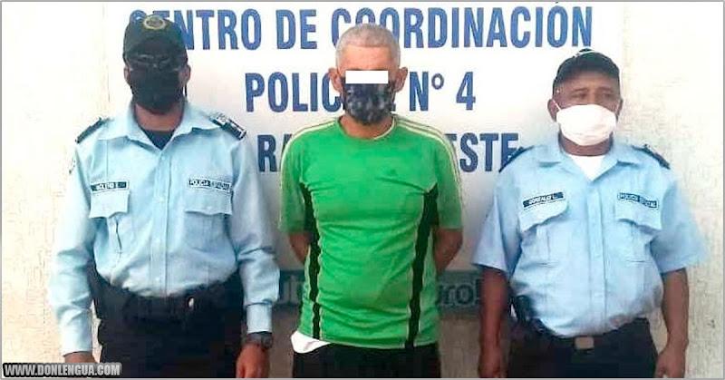 Detenido en Maracaibo por abusar de su cuñada de 16 años